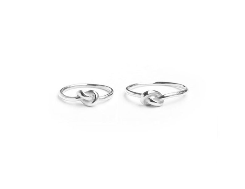 engagement rings 2 friendship rings