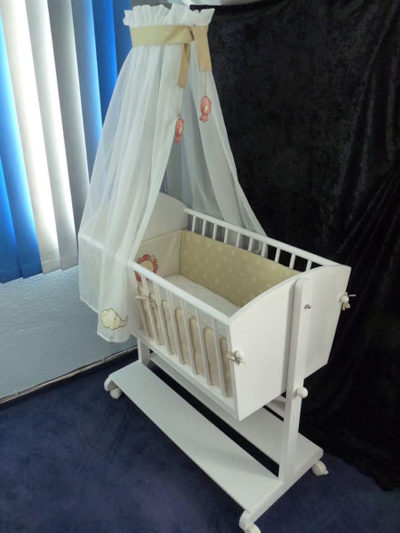 Bauanleitung für Babywiege  Stubenwagen image 0