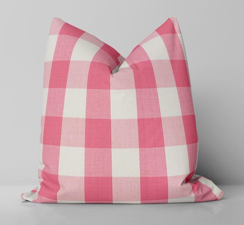 Camden Pillow Cover Magenta