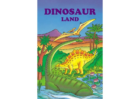 Livre Personnalise Livre De Dinosaure Personnalise Enfants Dinosaure Livre