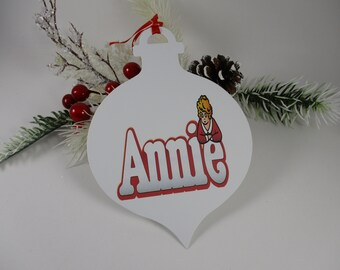 Annie ornament | Etsy