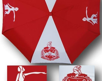 541470782d1 Delta Sigma Theta Auto Open Folding Umbrella