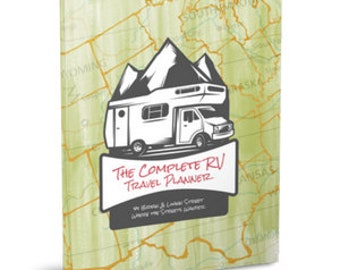 the complete rv travel planner printed