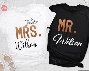 Mr and mrs shirt  e03e04cda