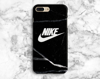 aece21c6e9fb inspired by Black Nike iPhone 8 Plus case