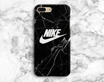 Black Nike iPhone 7 Plus case 4c3b468f8a7dd