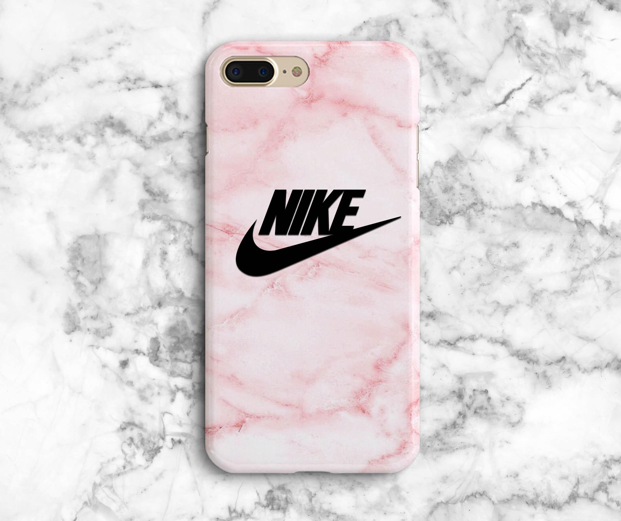 new style 6f833 ff44e Rose Nike iPhone 8 Plus case, iphone x, marble iphone 8 Plus case, Nike  iPhone 8 case, iphone 7 case, iPhone 6 Plus case inspired by Nike