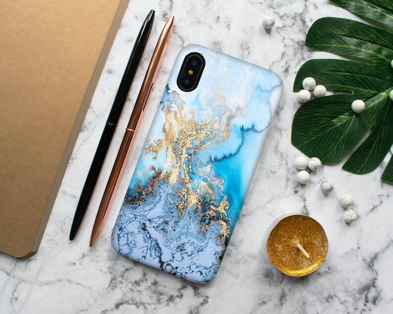 detailed look a3ad7 77201 Blue Marble Samsung A3 (2017) case Marble Samsung A5 (2017) case Marble  Samsung A7 (2017) case Samsung Galaxy S7 Edge Samsung S6 Edge