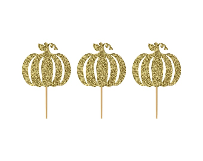 Pumpkin Cupcake Toppers, Happy thanksgiving cupcake toppers, Thanksgiving Cupcake Toppers, Fall Themed