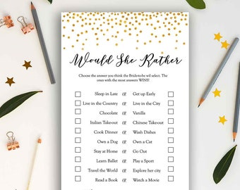 confetti bridal shower game instant print digital download wedding party game bride groom wedding entertainment