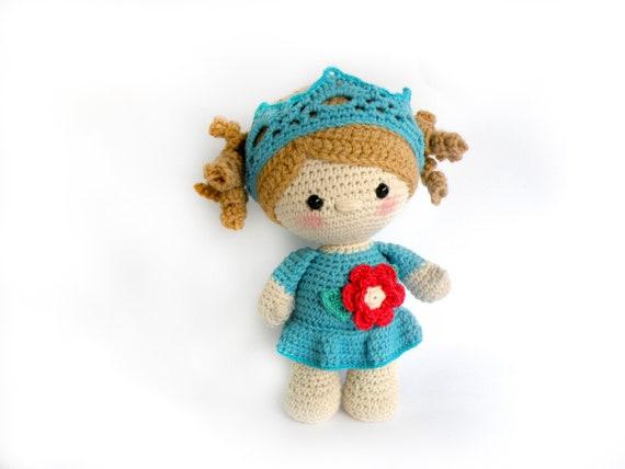 Crochet boy doll amigurumi pattern - Noga Crochet Store   428x570