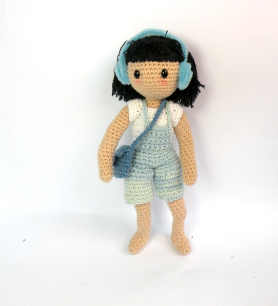 Download Gorjuss Doll Amigurumi Pattern (FREE) | Amigurumi pattern ... | 627x570