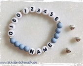SOS Kids Bracelet with Na...