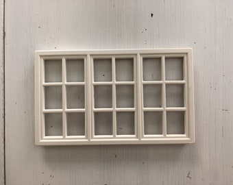 Lundby window on the roof for Dallas house (1:18)