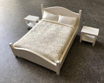 Lundby bed room set (1:18)