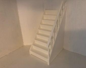 Lundby staircase for Göteborg house (1:18)