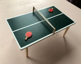 Lundby Table Tennis 1:18