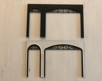 Lundby Dallas entry's frame (1:18)