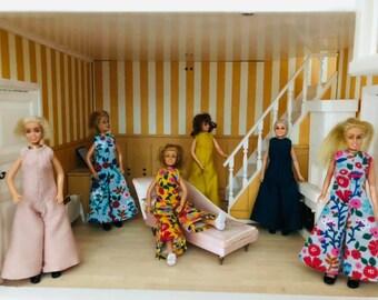 Jumsuite for Lundby dolls (1:18)
