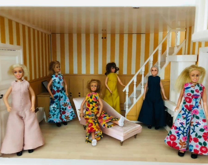 Featured listing image: Jumsuite for Lundby dolls (1:18)
