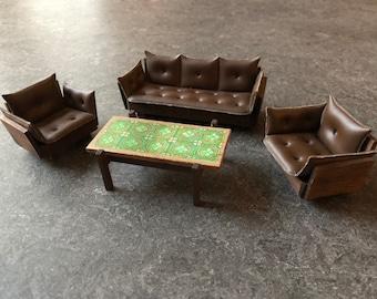 Hanse of Denmark sofa group (1:18)