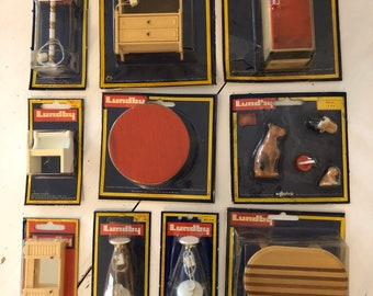 Lundby in original package (1:18)