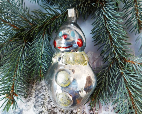 Vintage christmas ornament ornaments, christmas decorations tree vintage  antique christmas ornaments ornament, soviet christmas tree - Vintage Christmas Ornament Ornaments Christmas Decorations Etsy
