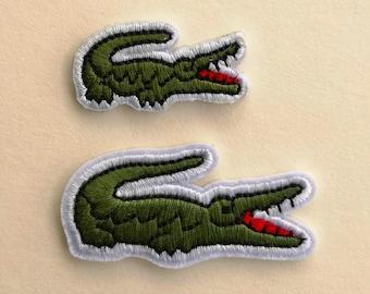 Etsy Crocodile Crocodile Patch Patch q8nf80