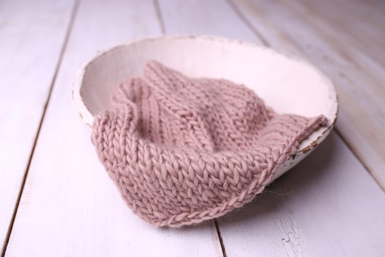 Baby mini bump blankets Set of 3 chunky newborn blankets photo props Newborn basket stuffer layering set