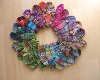 Advent Calendar Knit Etsy