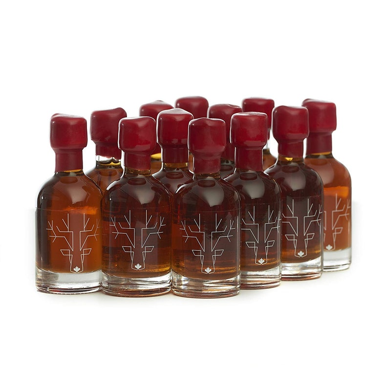 a437c6a48cc Escuminac Pure Organic Maple Syrup Wedding Favors Grade A