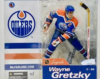 Corinthian Headliners Wayne Gretzky Rangers Hocky NHL Collectable Figurine