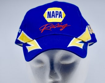 63595a959a0 NASCAR   NAPA Racing -  55 Toyota - Michael Waltrip Racing Inc - Racing Cap  - Adjustable Velcro Closure - Collectible - New
