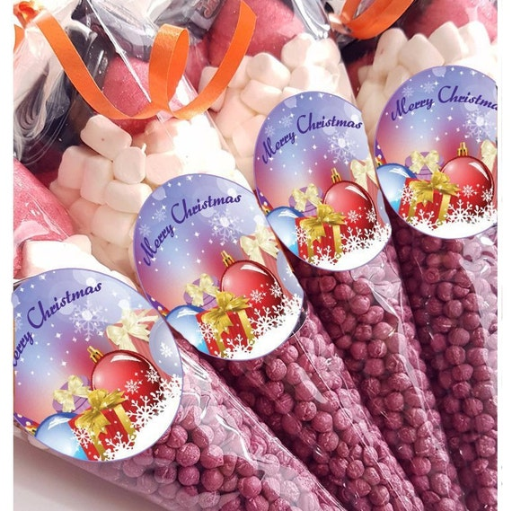 Halloween pre filled Sweet party Bags favours