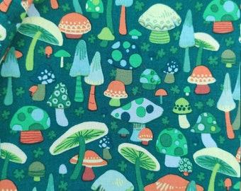 Last piece Alexander Henry - O' Mushroom green - 0,57m