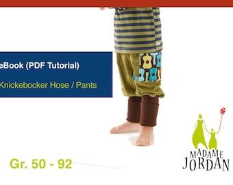 kl. Knickebocker - Madame Jordan eBook Gr. 50-92