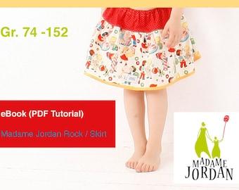 Rock Madame Jordan - eBook Gr. 74-152