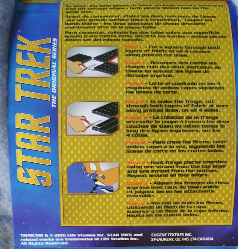 Star Trek Fleece Blankets Set