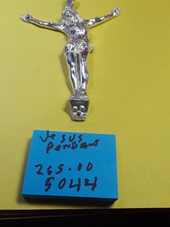 Jesus pendant  silver 925