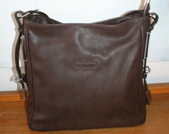 62f965460f201a Jil Sander Tasche, edle große Handtasche, Shopper, Leder braun, authentic,  100 % Original