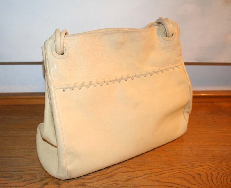 82187ac5ce0866 Bally Tasche Leder Handtasche Shopper 100 % Original   Etsy