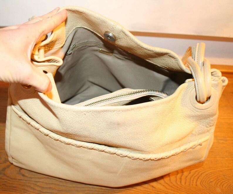 65db3f55ff22a Bally Tasche Leder Handtasche Shopper 100 % Original