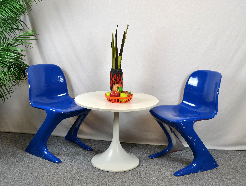 DDR Z Chair by Ernst Moeckel Design Garden Chair Vintage VEB Garden Chair Variopur Kangaroo Retro Space Age Pop Art Pur Horn Classic