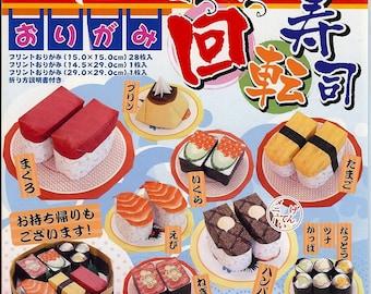 Japanese Origami Sushi  Kit