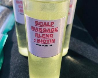 Scalp Massage Blend