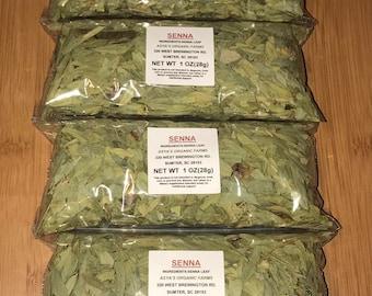 Organic Senna Leaf Tea