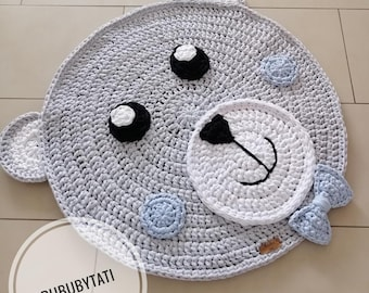 Baby Teppich Etsy