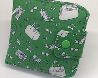 First Period Kit First Period gift Cute as a Lamb Sanitary Pad Pouch Menstrual Pad Wallet Pad and Tampon Wallet Privacy Pouch