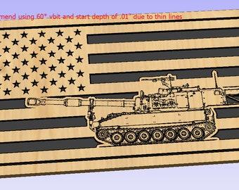 Howitzer tank | Etsy