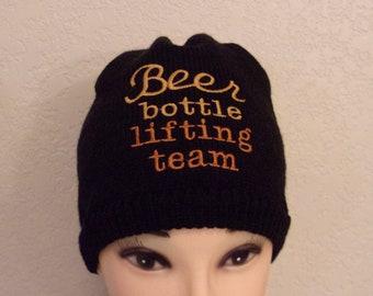 80db48a3d87fd Beer beanie